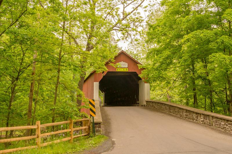 The Frankenfield Bridge