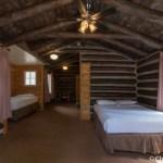 Bedroom in Cabin 29