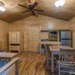 Inside Cabin K15 (view 2)