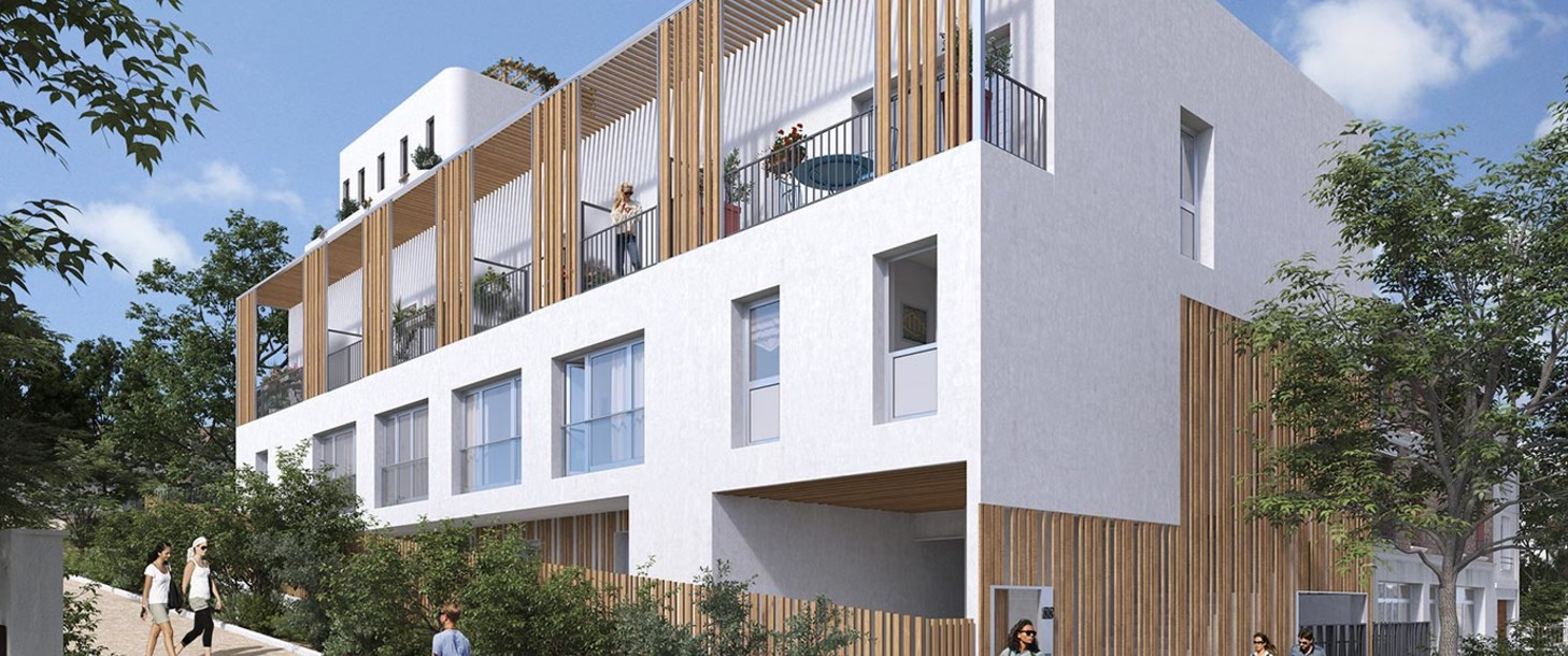 Programme Immobilier Essonne Variations Immobilier Neuf Vitry Sur Seine Emerige