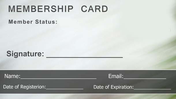 Free Membership Card Template EmetOnlineBlog