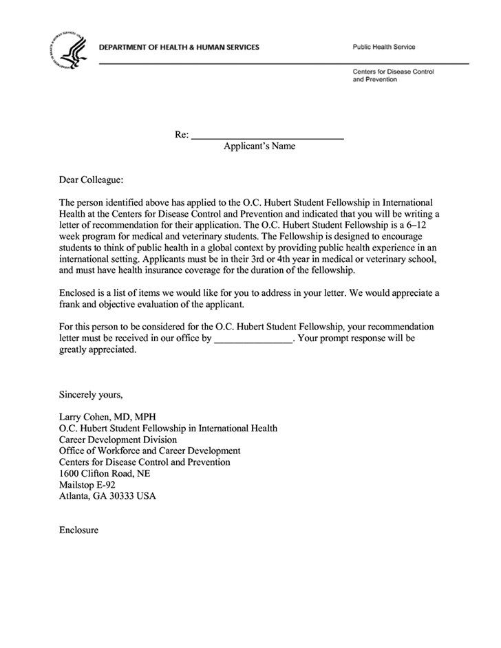 Medical School Letter of Recommendation Template EmetOnlineBlog - medical school recommendation letter