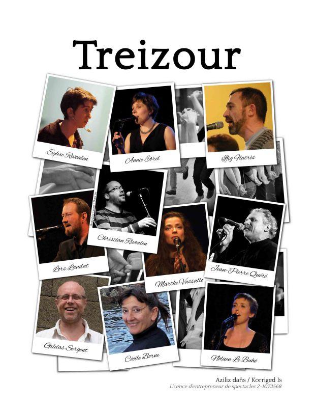 Treizour, le nouveau spectacle des Korriged Is. Découvrez ici le teaser de la création !