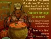 FÊTE DE LA SOUPE / LE JUCH / 31-10