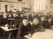 Ecole pêche DZ,vers 1940
