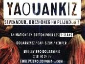 YAOUANKIZ - Brezhoneg, savenadur ha plijadur! Programme Mars/Aout 2018