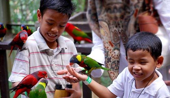 KL-Bird-Park