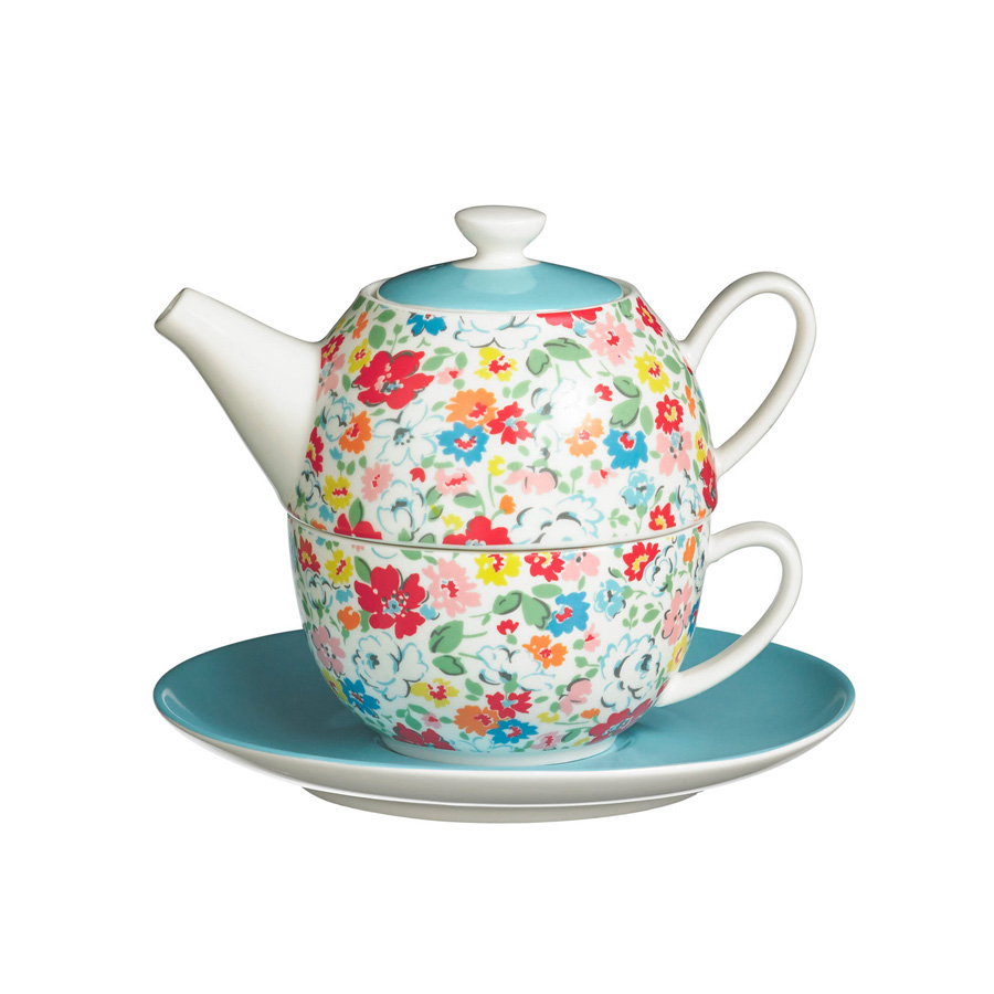 Möbel Mews Cath Kidston Tee-set Tea For One Mews Ditsy Multi Online