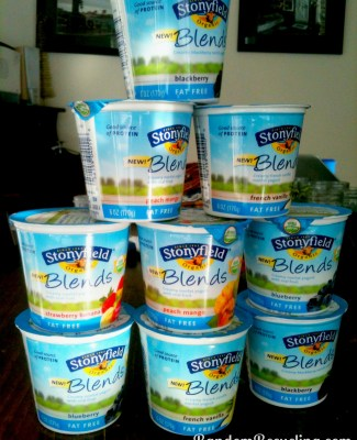 Stonyfield Organic Blends Yogurt_RandomRecycling