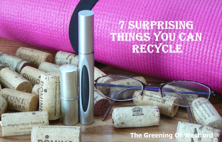 Surprising Recycling Items