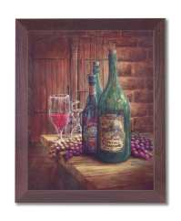 Kitchen Framed Wall Art Awesome Wine Grapes Kitchen Tuscan ...
