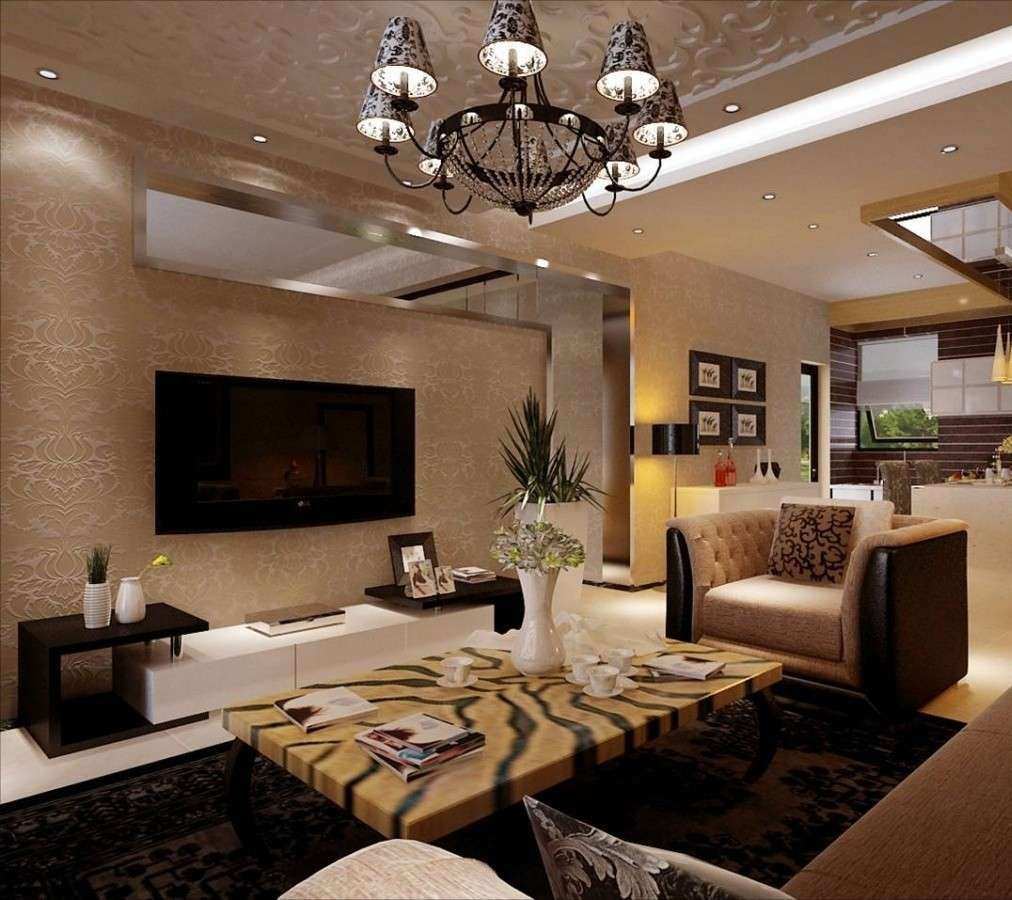 Large Wall Decorations Living Room Luxury Modern Living
