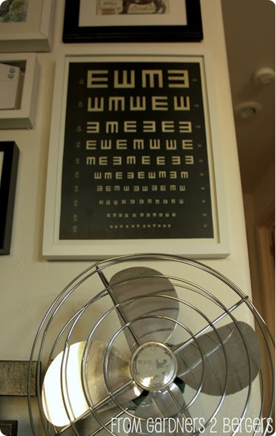Restoration Hardware Wall Art Fresh Vintage Eye Chart Wall Art for
