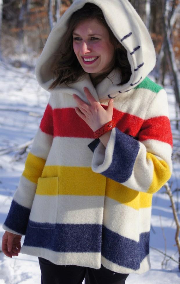 Smythe Hudson's Bay Coat