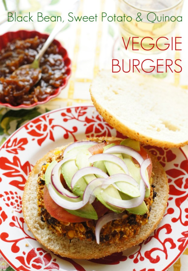 Homemade-veggie-burger-recipe