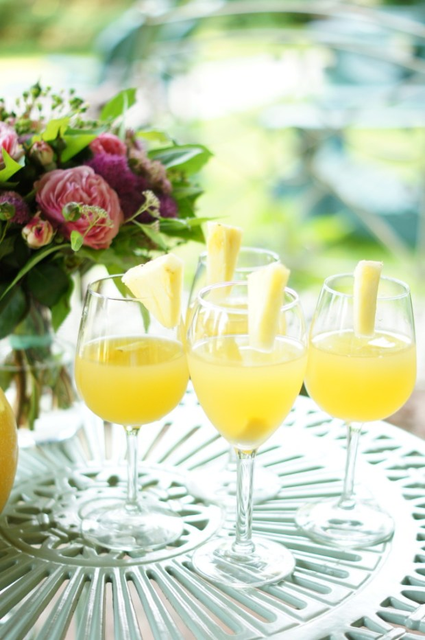 Tropical White Wine Sangria Recipe