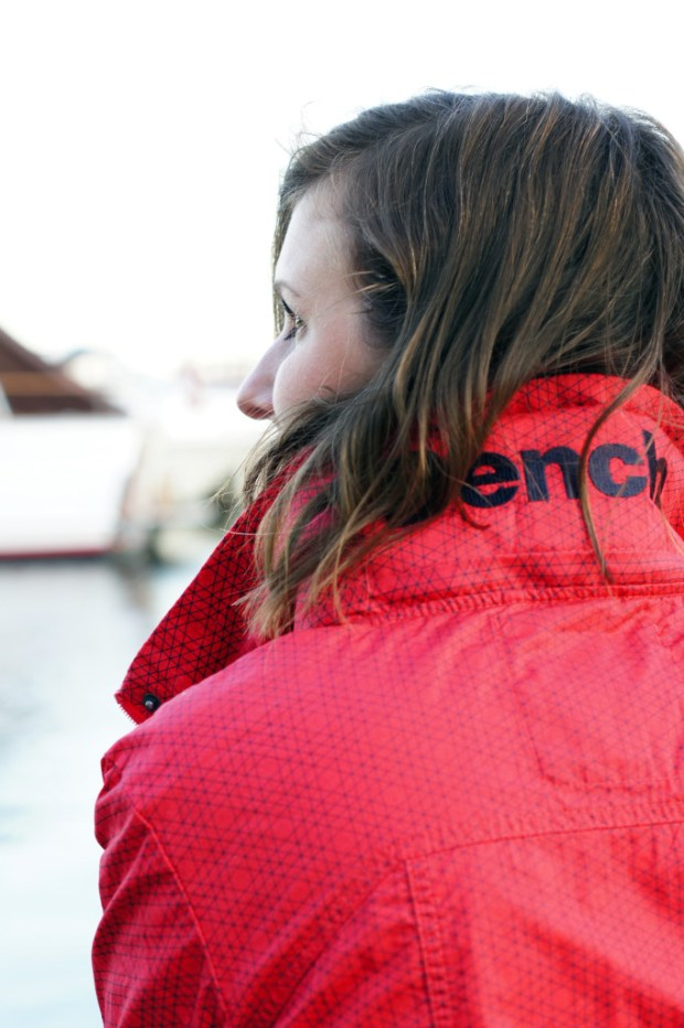 Bench Red Jacket