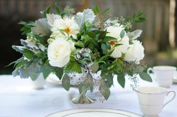 PEdestal Vase Arrangement Toronto Florist