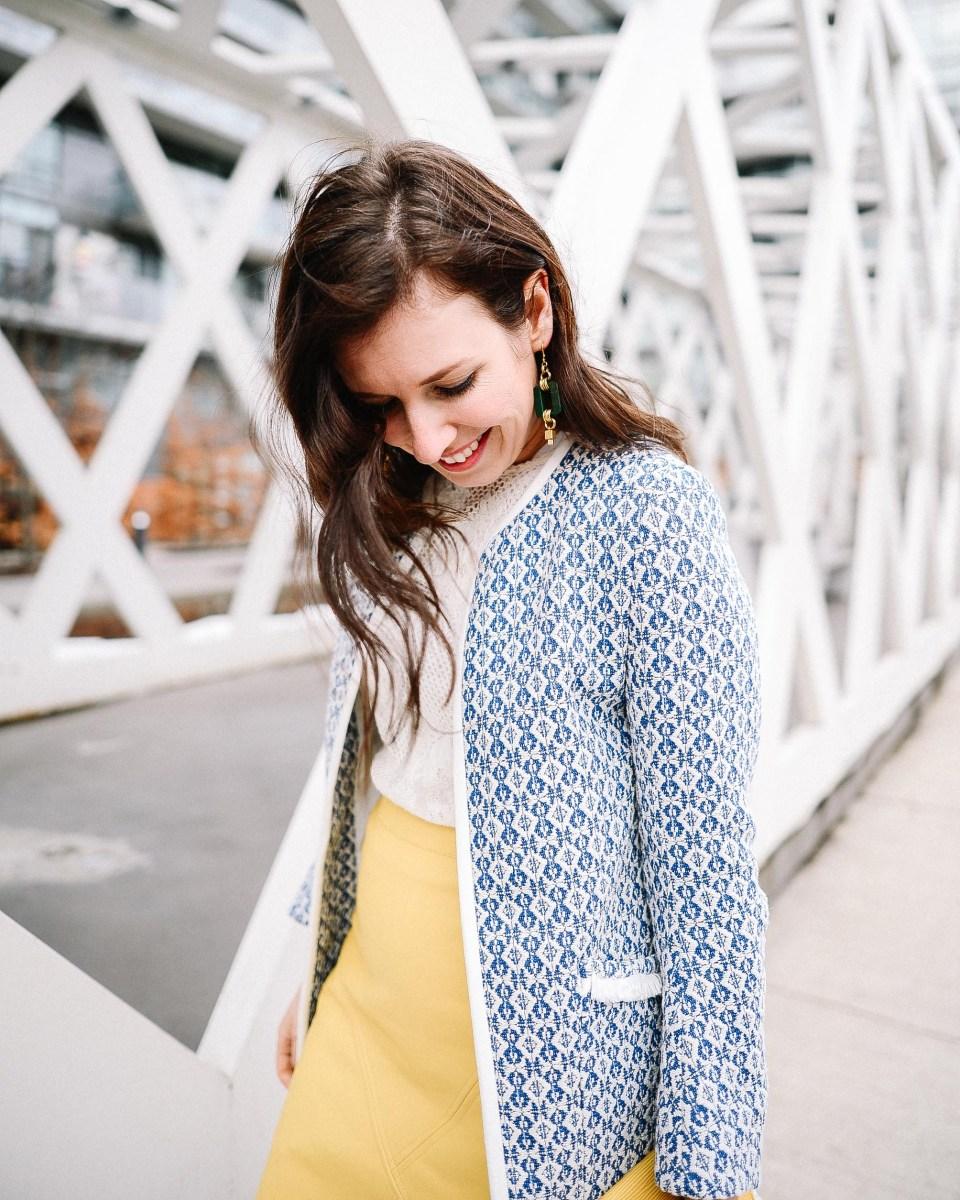 zara-blue-coat-yellow-skirt-5