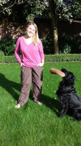 Digby the Dog thinks the Extreme Zip Off Trousers are great!