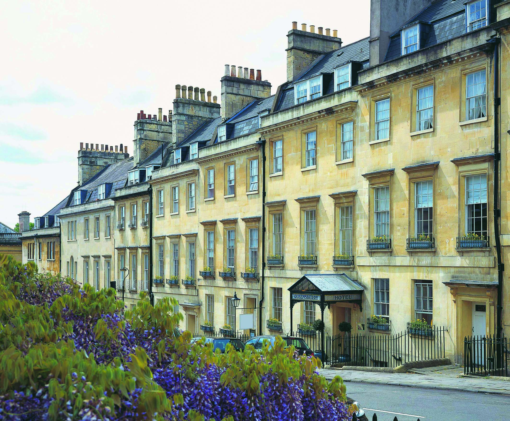 Bed And Breakfast Bath Uk Review The Queensberry Hotel Bath