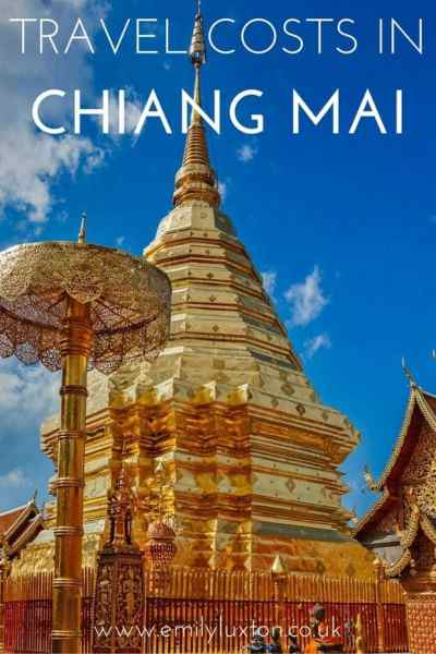 What Things Cost in Chiang Mai, Thailand