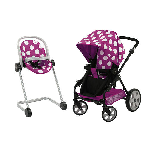 Baby Doll Stroller Toys R Us I 39;coo Grow With Me Doll Stroller High Chair Set Review