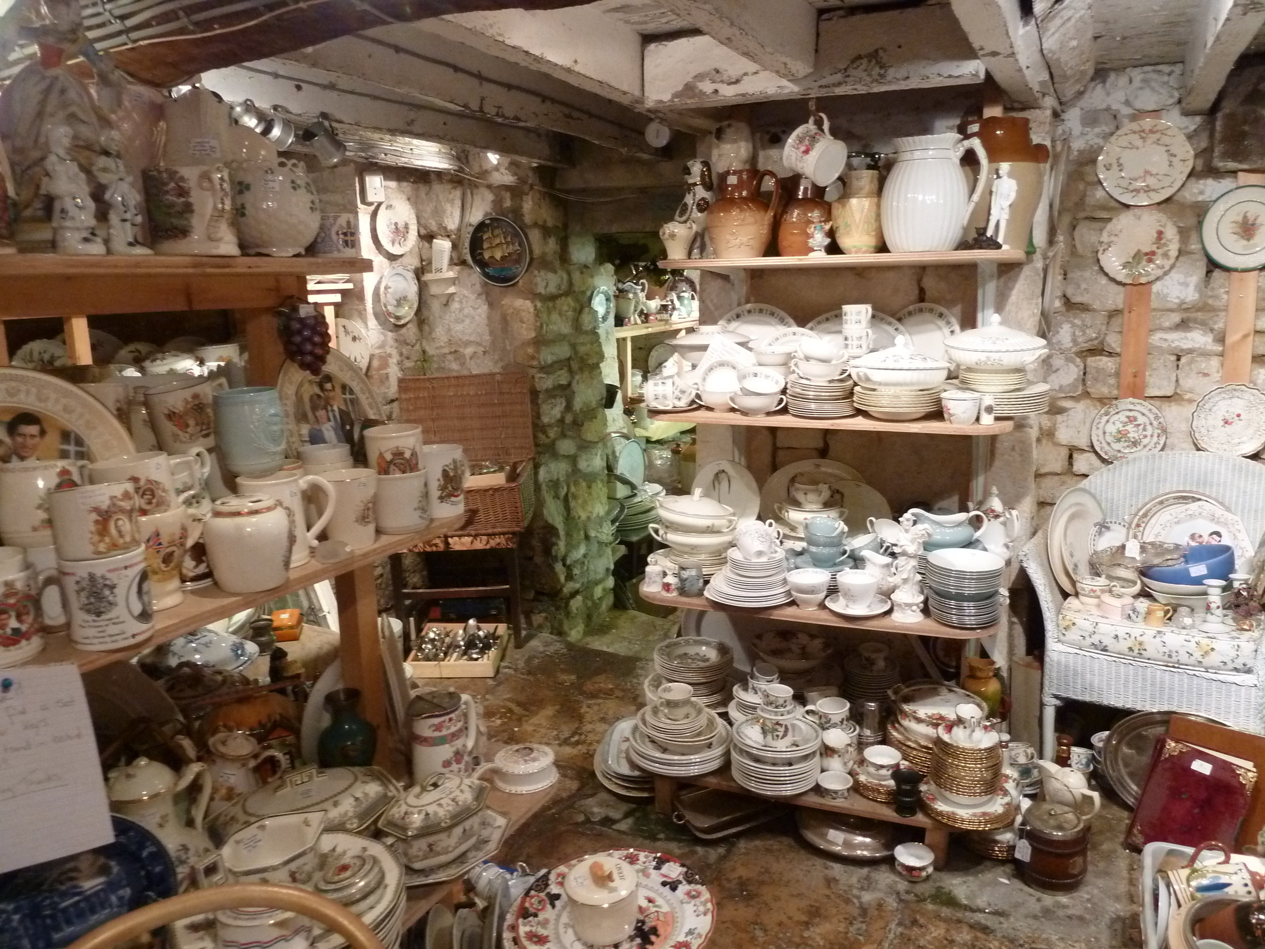 Antique Home Decor Ideas England 2012 Just A Peak Sincerely Emily