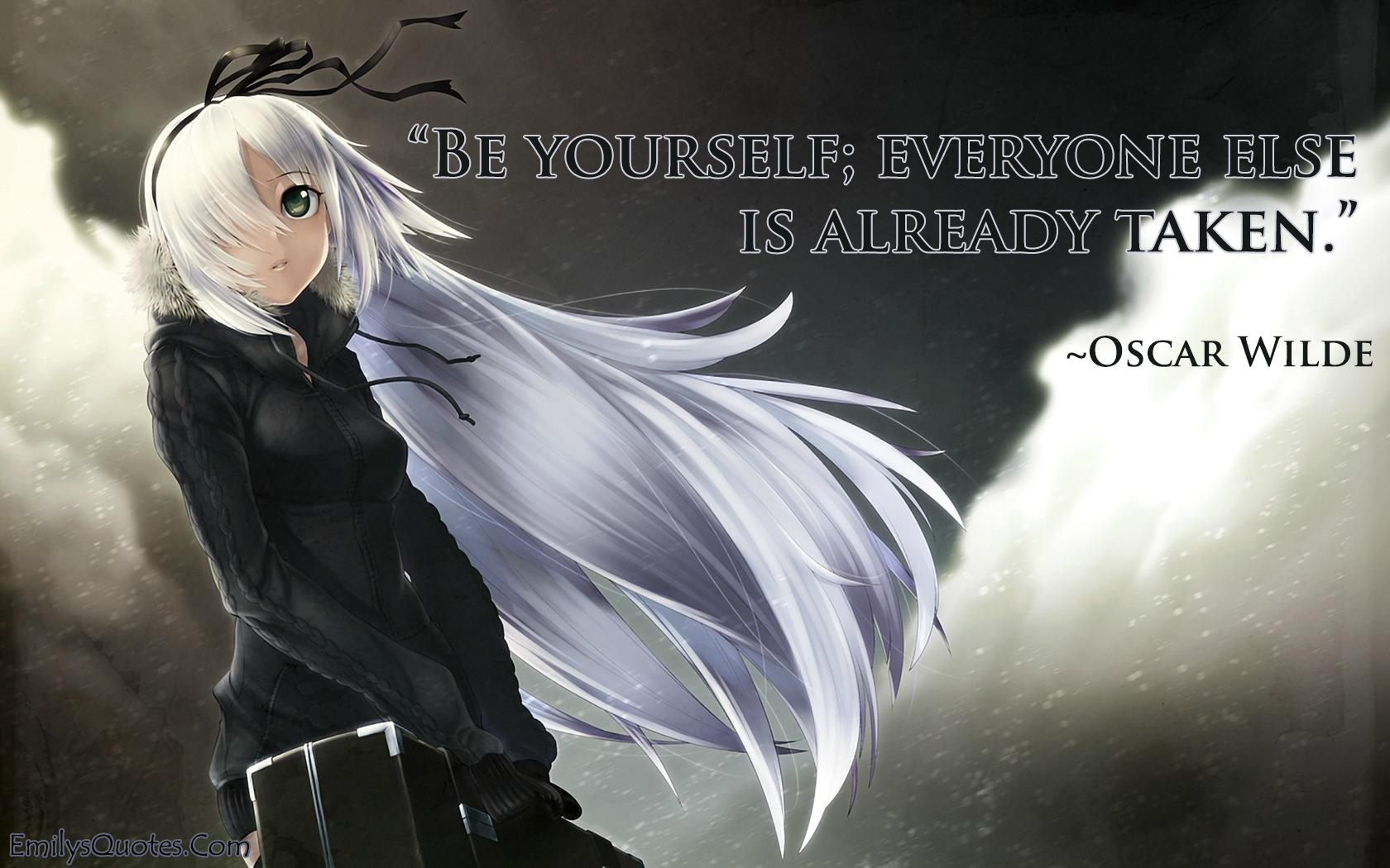 Quotes About The Unknown Wallpaper Be Yourself Everyone Else Is Already Taken Popular