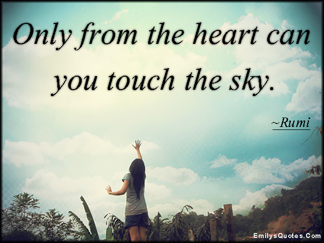Sad Wallpapers With Quotes In Malayalam Only From The Heart Can You Touch The Sky Popular