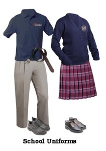 School uniforms manufacturers