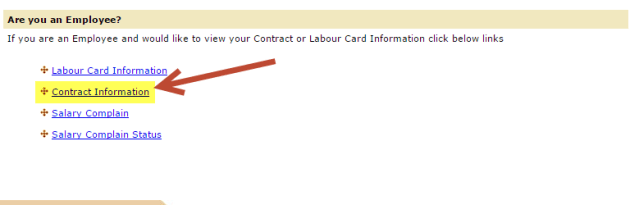 checking labour contract online uae 3