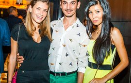 The Qode Turns Four | Party Pics & Best Dressed