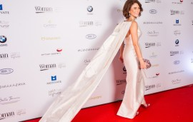 EW Wearing | Emirates Woman Woman Of The Year Awards 2014 Edition