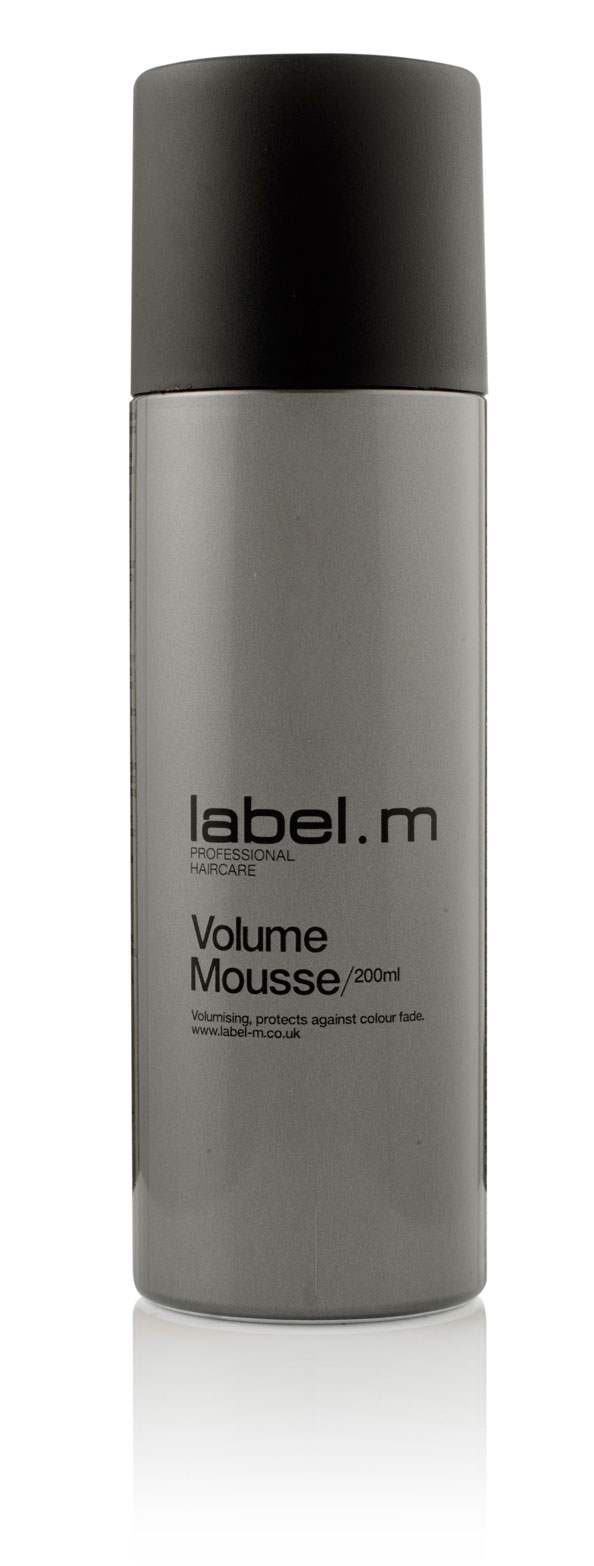 label.m Volume Mousse (Dhs75)