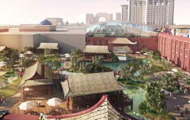 Ibn Battuta Mall Is Getting Bigger (60 Extra Stores Opened Today & There's More To Come)