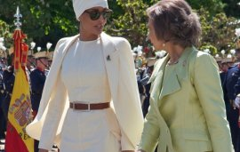 How To Dress Like Sheikha Mozah (On A Smaller Budget)