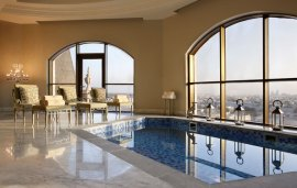 Is This The Best Hotel Suite In Dubai? It Costs Dhs75,000 A Night!
