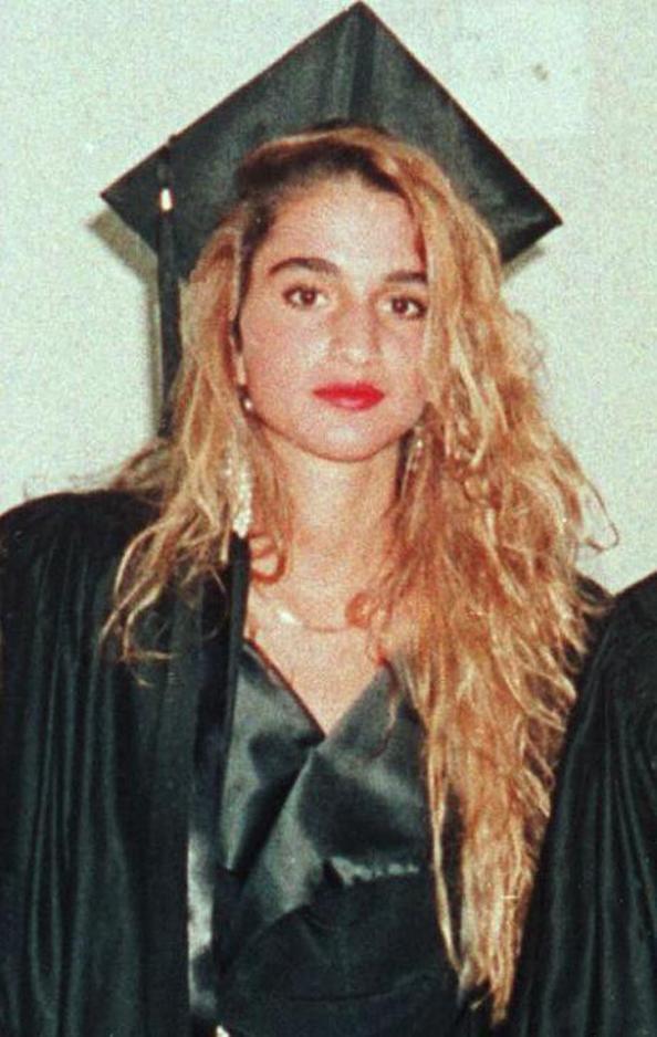 queen rania 1980s