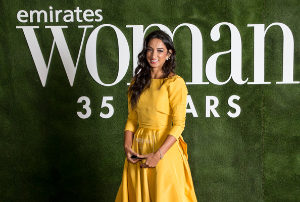 emirates woman of the year
