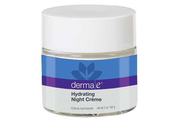 Derma E's Hydrating Night Creme with Hyaluronic Acid