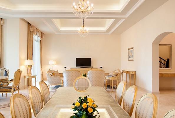 Royal Villa, Kempinski Hotel & Residences Palm Jumeirah