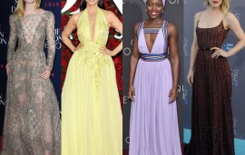 The 16 Best Red Carpet Dresses From Middle Eastern Designers