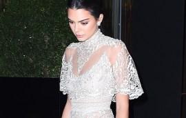 Kendall Jenner Chooses A Lebanese Design For Her Film Cameo