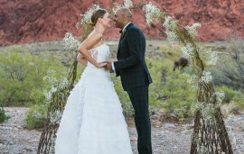 Real-Life Wedding: Dubai Style Icon Natalia Shustova Offers A Peek Into Her US Nuptials