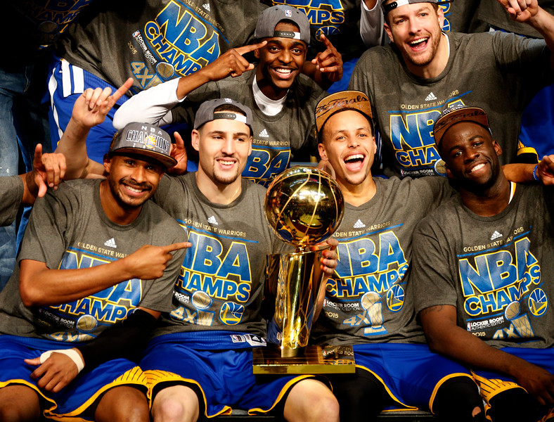 Warriors are NBA Champions! - EMI Sports Central