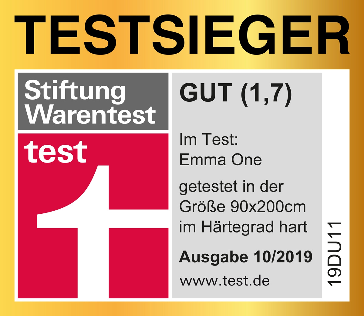Topper Test 2019 Stiftung Warentest