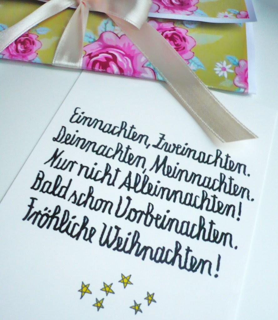 Ich wünsche Dir…