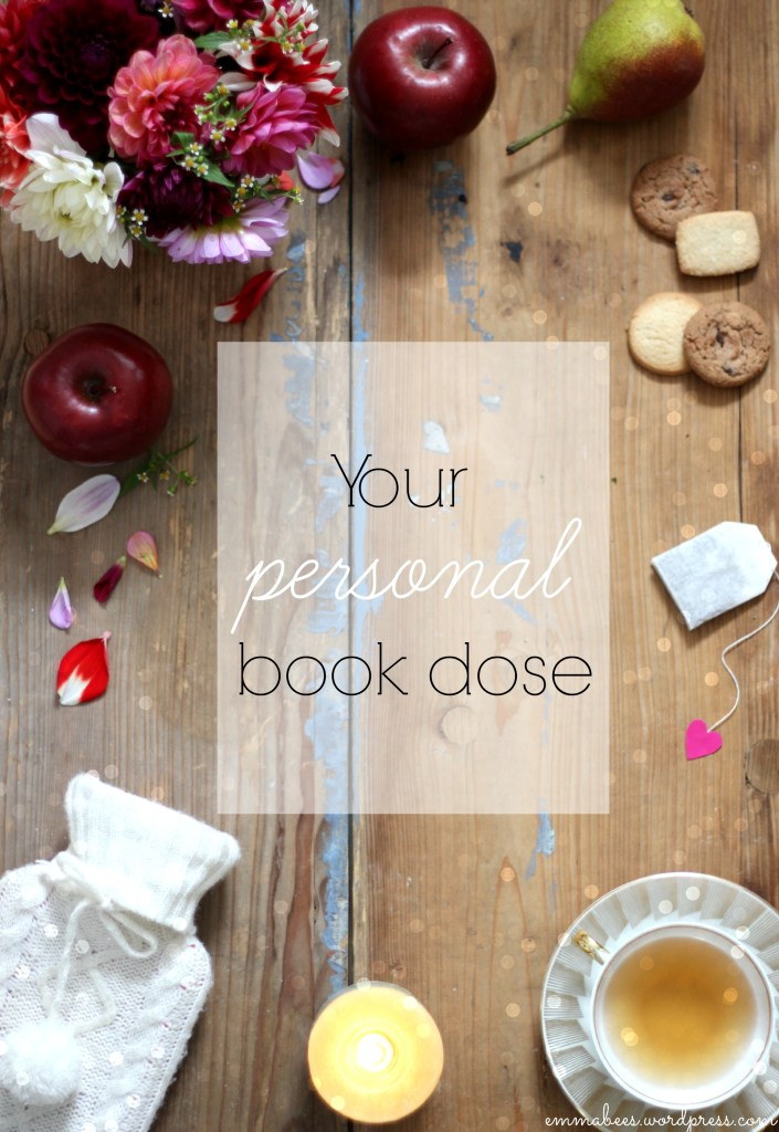 """""""Your personal book dose"""" – die letzte Runde!"""
