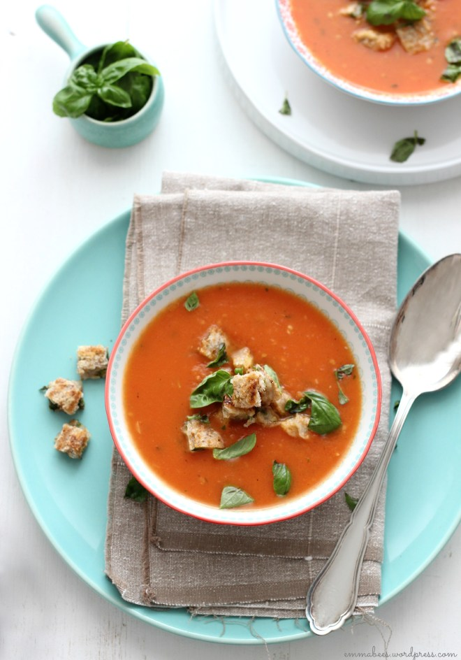 EmmaBee.Tomatensuppe2